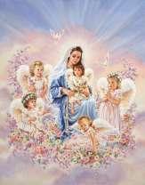 Ангел и дети